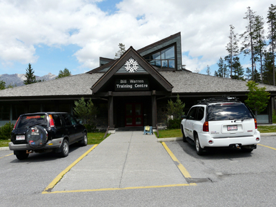 Bill Warren Centre - Canmore